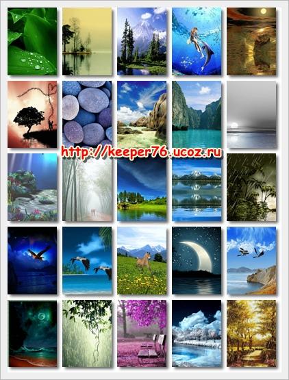Картинки на k размер 240320 природа анимация