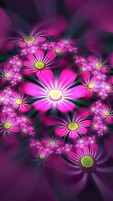 картинки цветы на заставку телефона